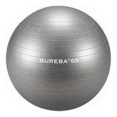 Trendy Sport - Professionele Gymnatiekbal - Fitnessbal - Bureba - Ø 65 cm - Zilver/Grijs - 500 kg belastbaar - Tuv/GS getest