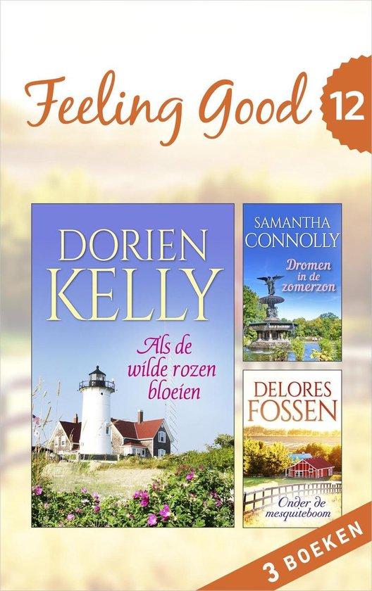 Harlequin- Feeling Good 12 (3-in-1) - Dorien Kelly |