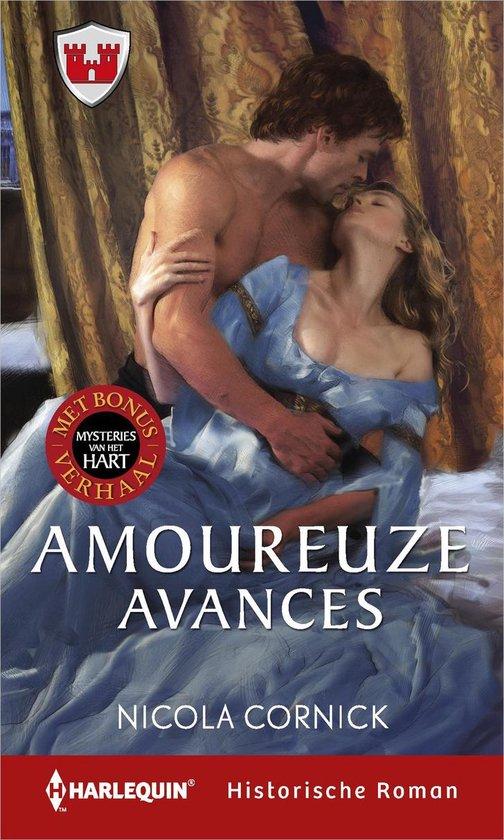 Harlequin- Amoureuze avances ; Mysteries van het hart (2-in-1) - Nicola Cornick |