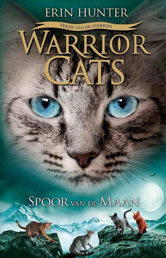 Warrior Cats | Teken van de sterren 4 - Spoor van de Maan - Erin Hunter |