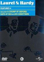 Laurel & Hardy - Features 4 (2DVD)