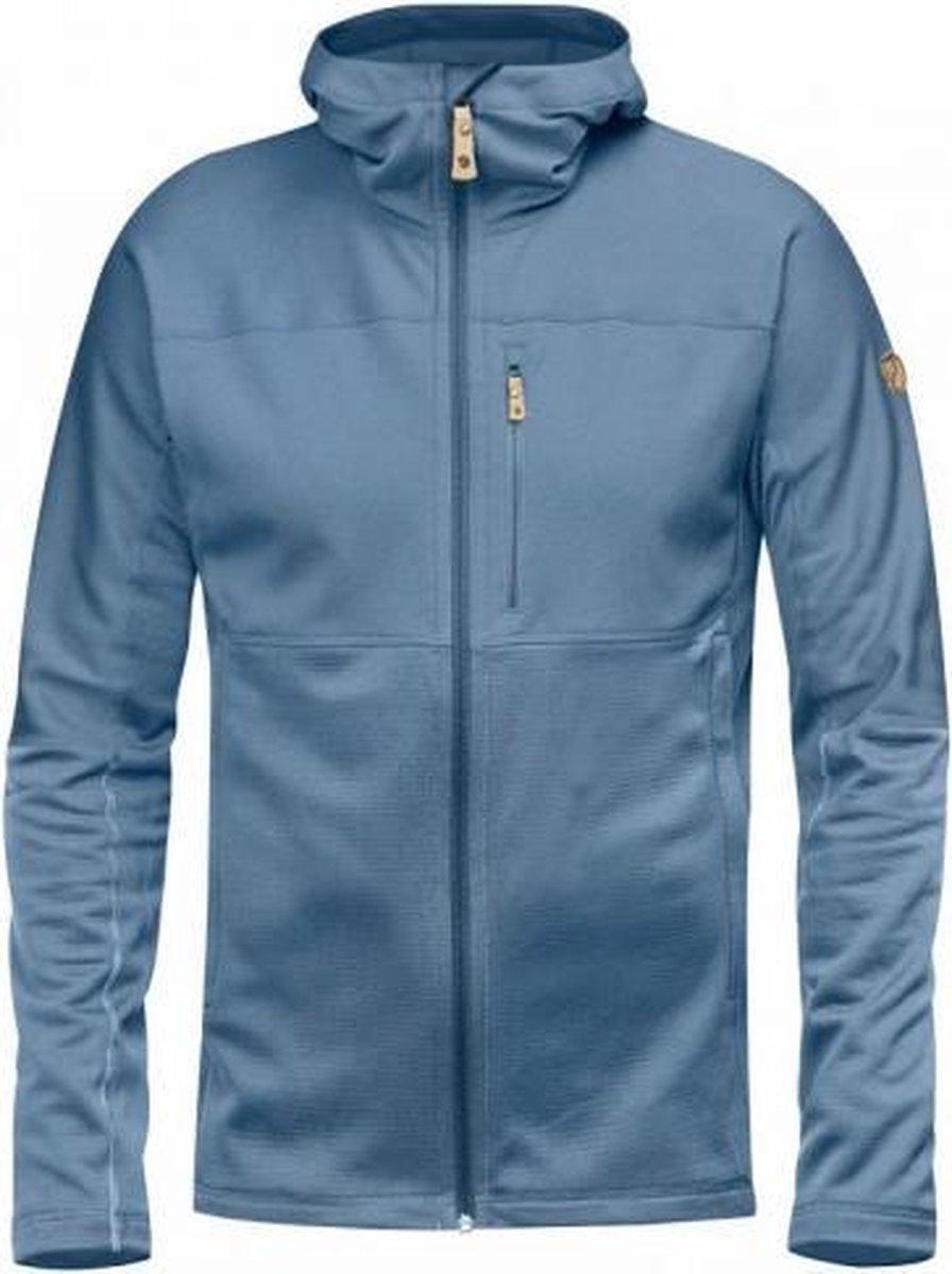 Fjällräven Övik sweater dames blue ridge Outdoor trui