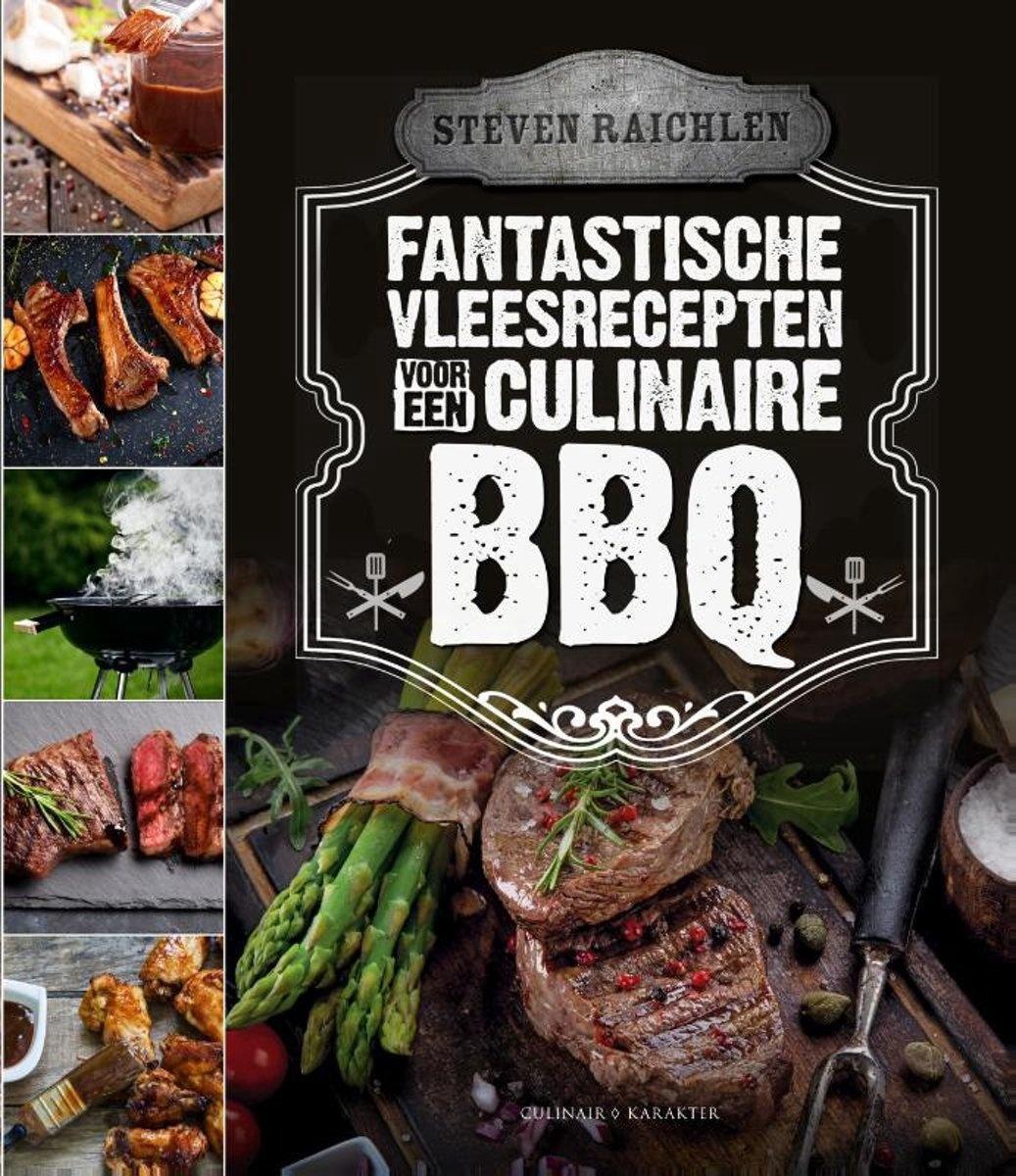 Fantastische vleesrecepten voor een culinaire BBQ - Steven Raichlen