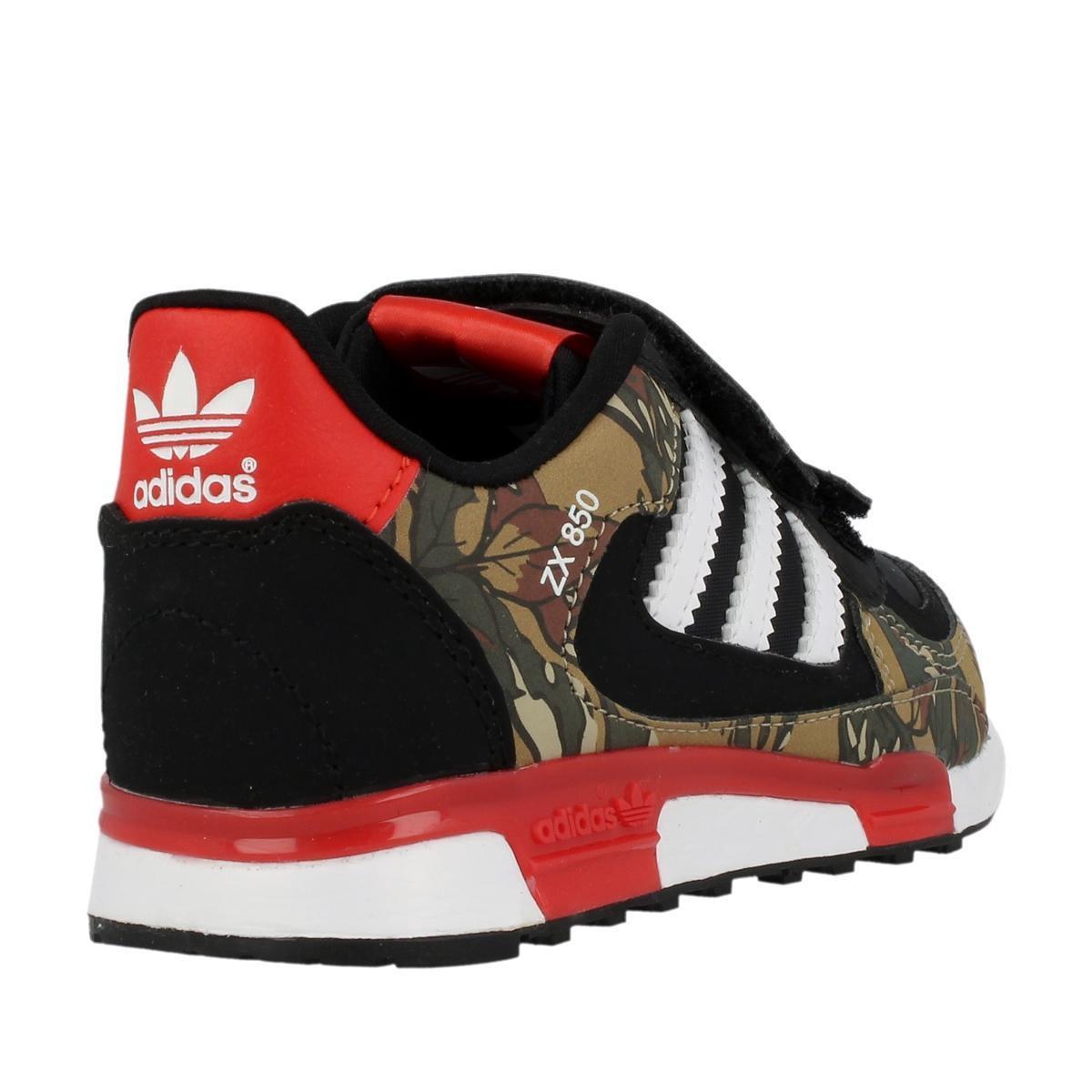adidas zx 850 groen