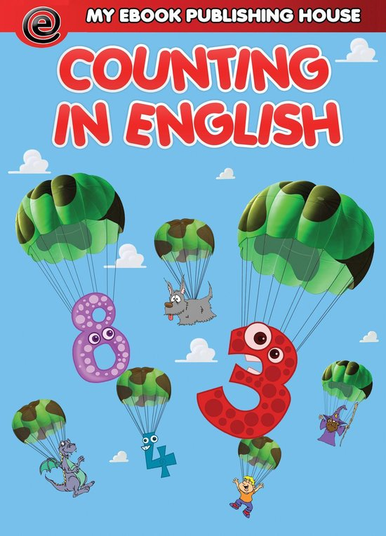 Boek cover Counting in English van My Ebook Publishing House (Onbekend)