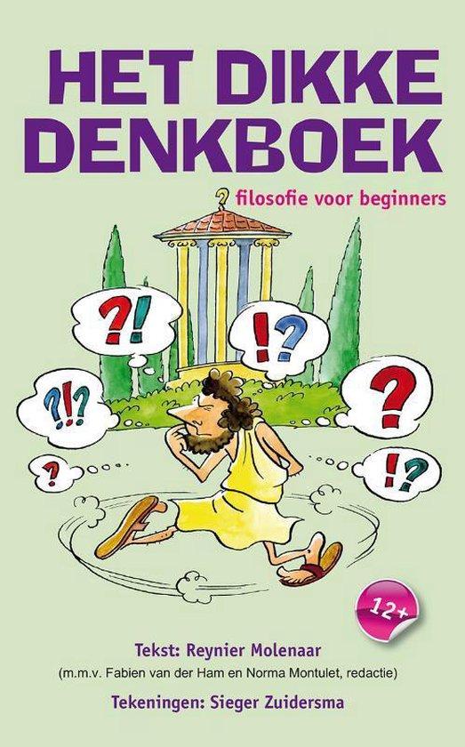 Het dikke denkboek - Reynier Molenaar |