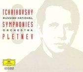 Tchaikovsky: Symphonies nos 1-6 / Pletnev, Russian NO