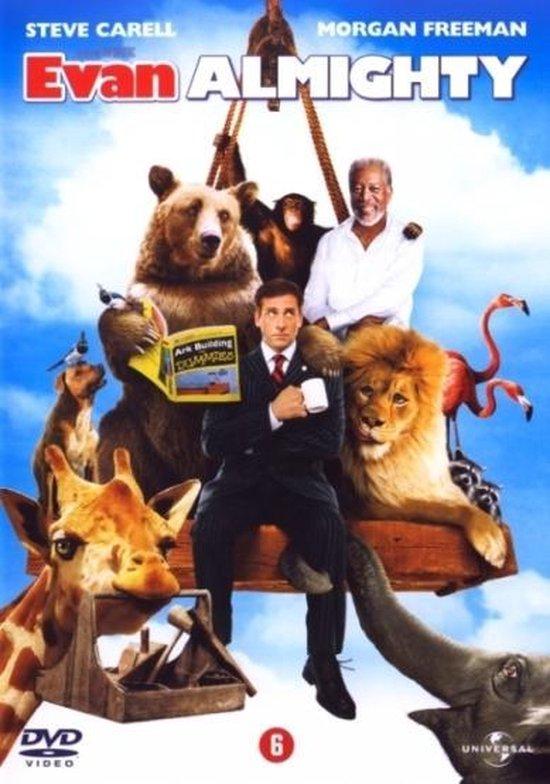 Cover van de film 'Evan Almighty'