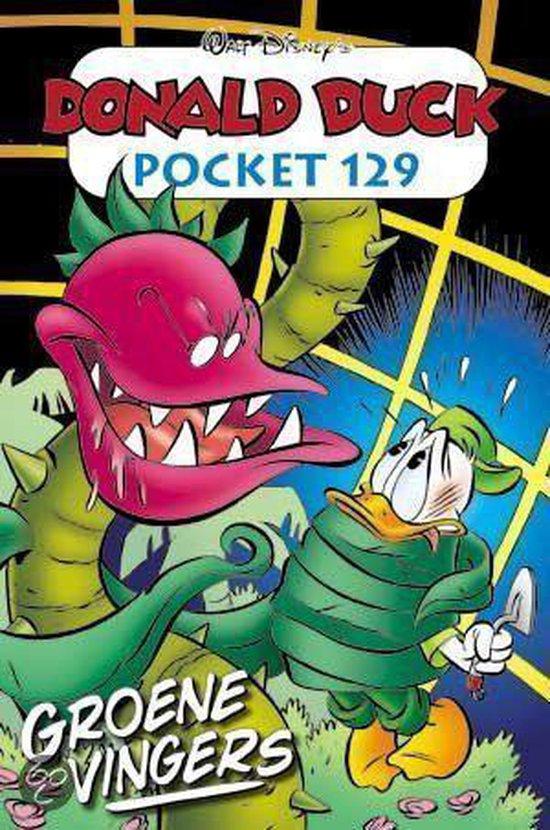 Donald Duck pocket 129 groene vingers - Walt Disney Studio's |