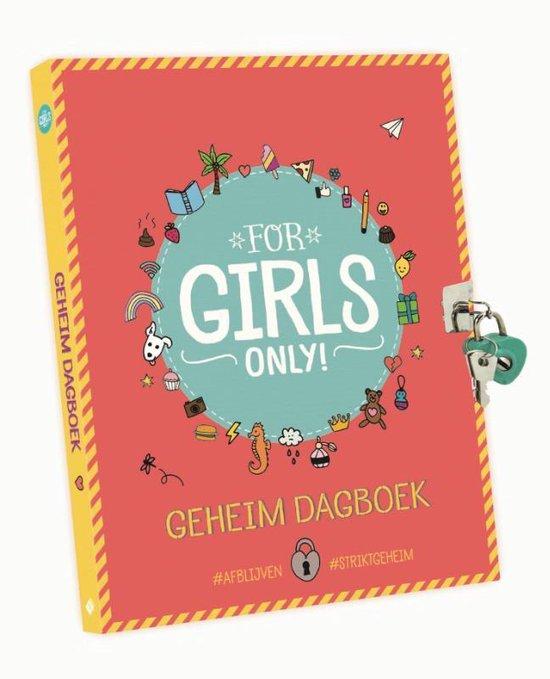For Girls Only! - Geheim dagboek - Ruthje Goethals |