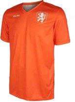 Nederlands Elftal Shirt Thuis Blanco Super Kwaliteit-XXL
