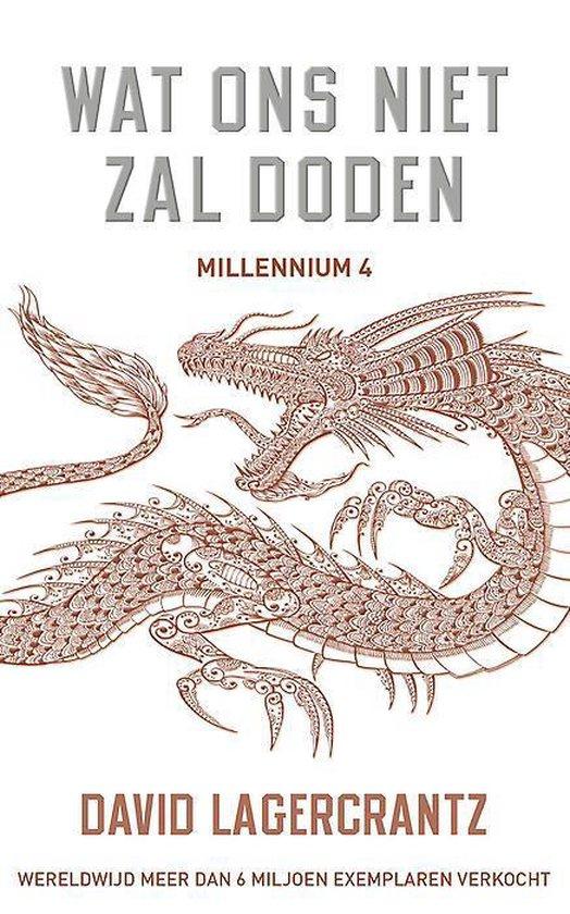 Afbeelding van Millennium 4 - Wat ons niet zal doden