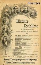 Histoire socialiste de la France contemporaine Tome IX et X