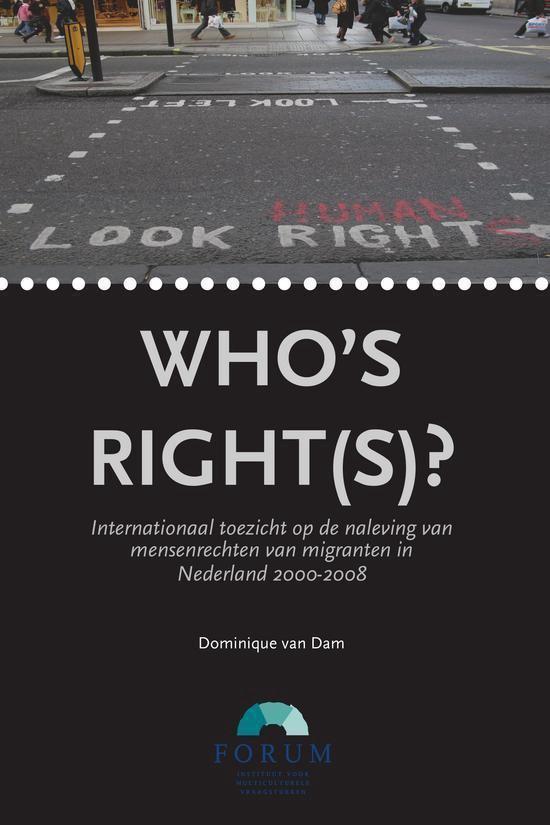 Who's Right(s)? - D. van Dam  