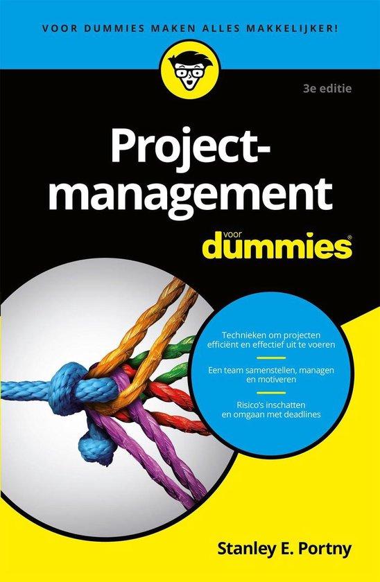 Voor Dummies - Projectmanagement voor Dummies - Stanley E. Portny  