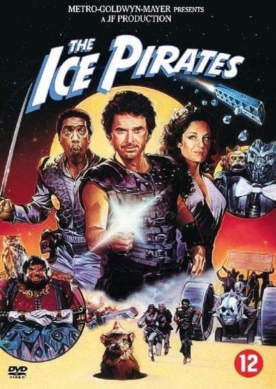 Cover van de film 'Ice Pirates'
