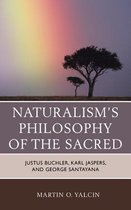 Boek cover Naturalisms Philosophy of the Sacred van Martin O. Yalcin