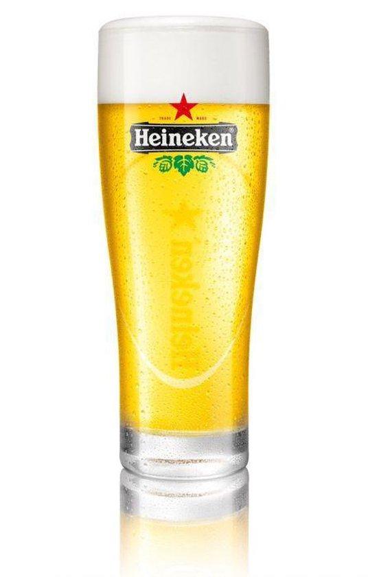 Heineken Ellipse glas 25 cl - 24 stuks