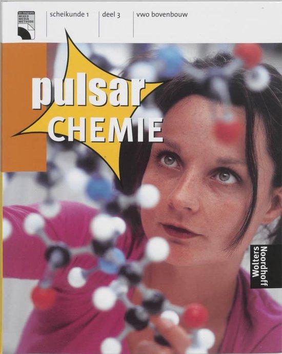 3 Vwo bovenbouw Pulsar Chemie - R. B Ekkers |