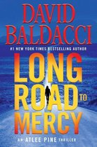 Omslag Long Road to Mercy