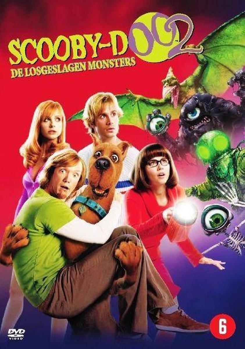 Bol Com Scooby Doo 2 De Losgeslagen Monsters Dvd Alicia Silverstone Dvd S