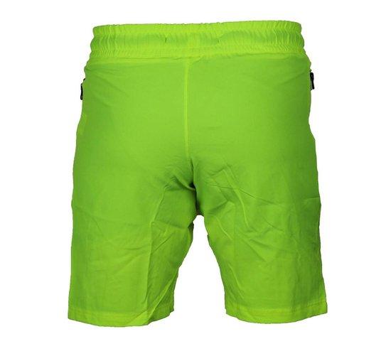 Trendy Casual Korte Broekje Neon Groen L