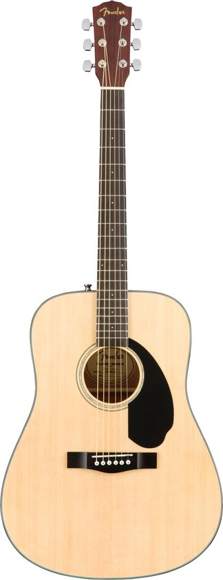 Fender CD-60S (Natural)