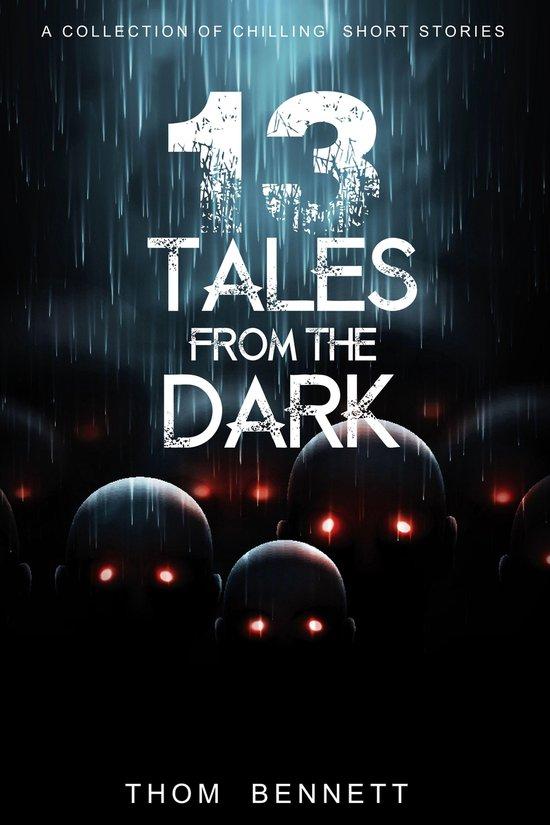 Omslag van 13 Tales From the Dark
