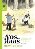 Terra Lannoo Vos en Haas. Uil wil op reis. 6+