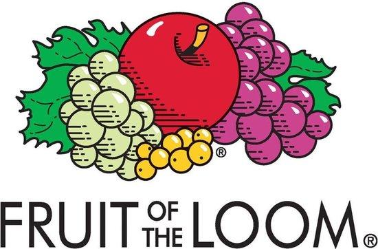 Fruit Of The Loom Sweatpants Maat M Elastieken Boord (marineblauw)