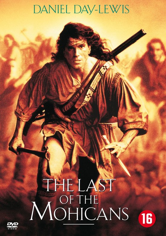 Cover van de film 'Last Of The Mohicans'