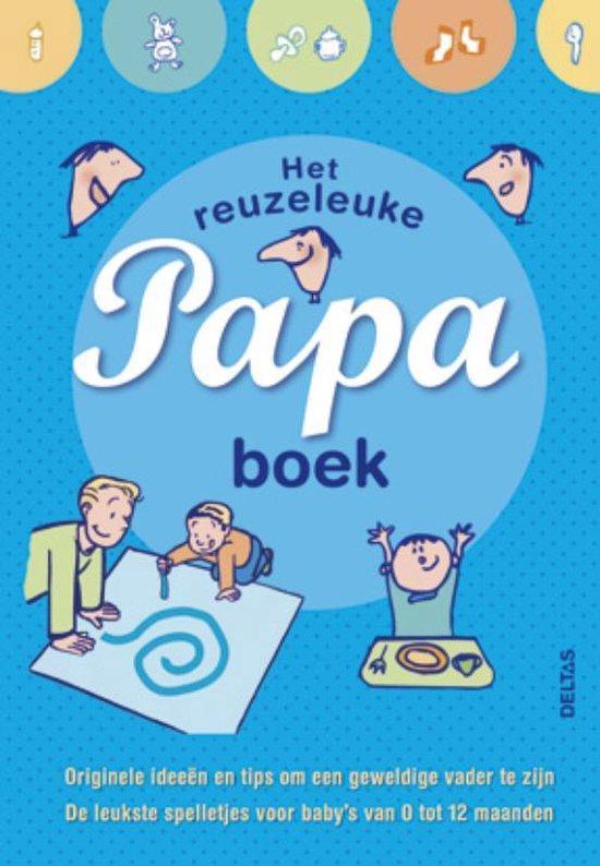 Het reuzeleuke papaboek - Nel Kleverlaan  