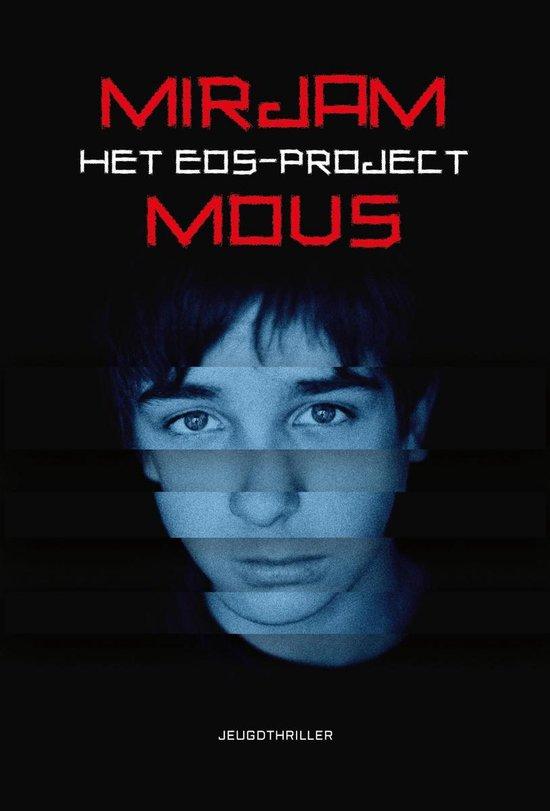 Boek cover Het Eos-project van Mirjam Mous