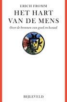 Boek cover Het hart van de mens van Erich Fromm