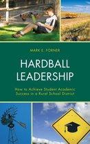 Boek cover Hardball Leadership van Mark Forner