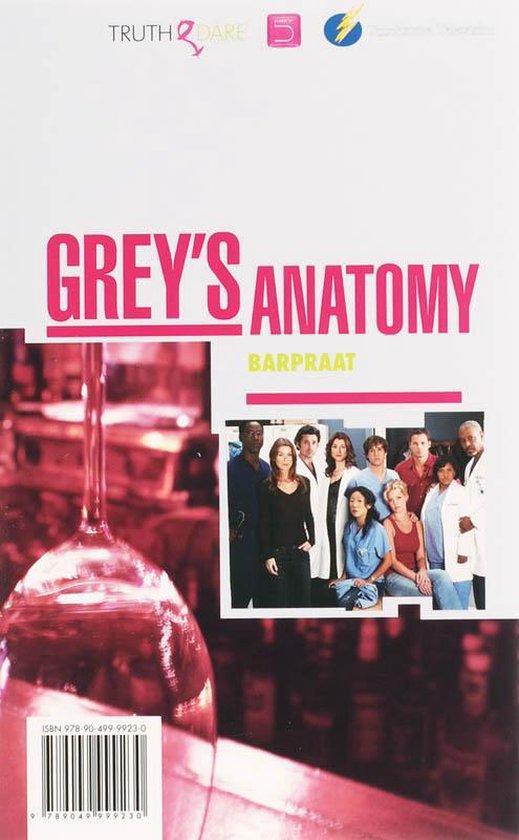 Grey's Anatomy - Diverse auteurs |