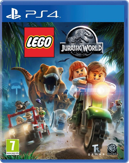LEGO: Jurassic World - PS4 - Warner Bros. Games