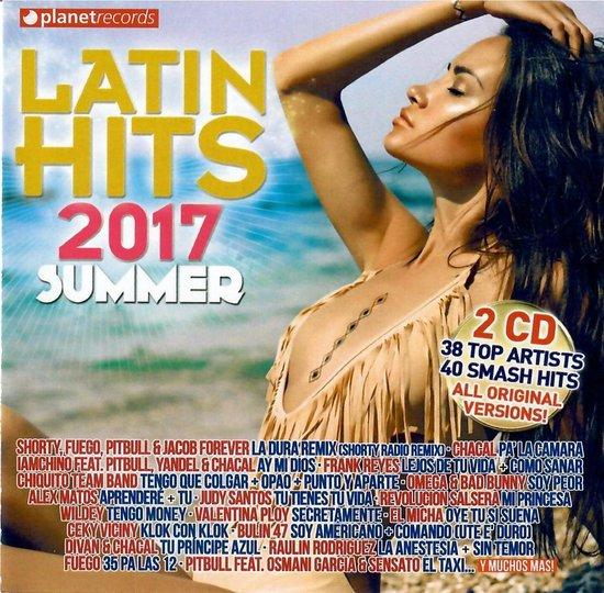 Latin Hits Summer 2017 (2Cd)