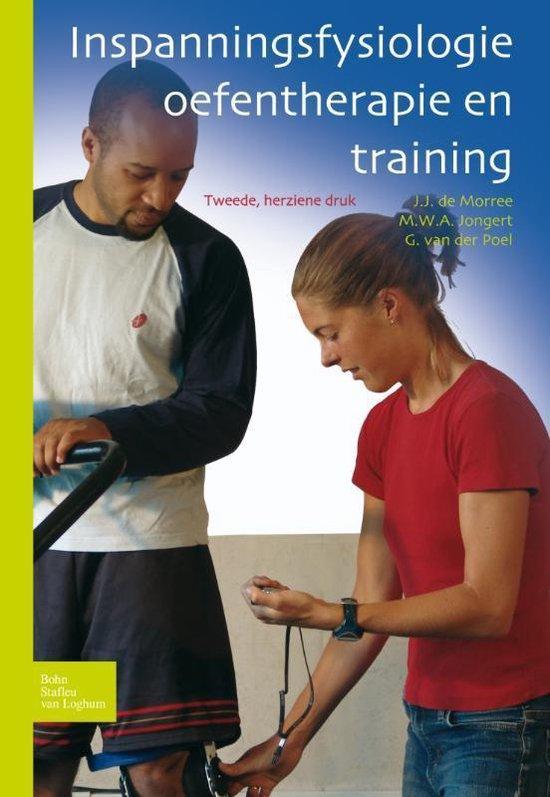 Inspanningsfysiologie, oefentherapie en training - G M Van Der Poel | Fthsonline.com