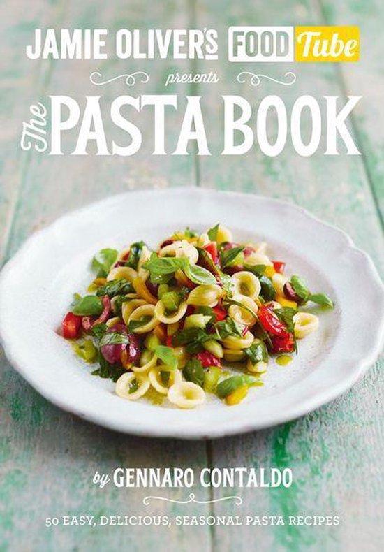 Boek cover Jamie's Food Tube: The Pasta Book van Gennaro Contaldo (Onbekend)