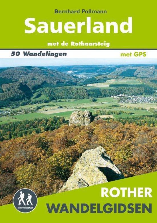 Rother Wandelgidsen - Sauerland - Bernhard Pollmann pdf epub