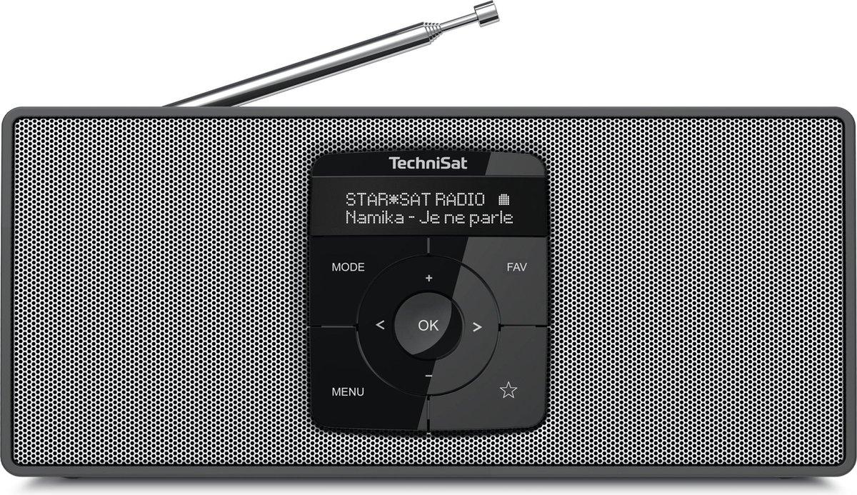 Technisat Digitradio 2 S - zwart/zilver