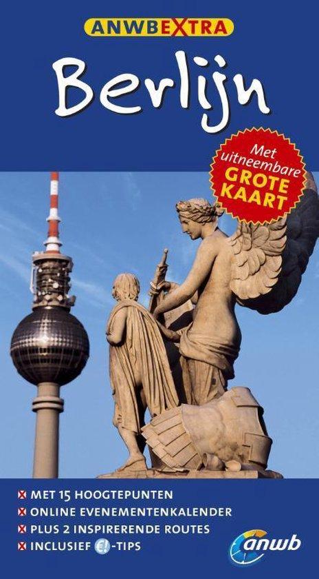 ANWB Extra Berlijn - Wieland Giebel |