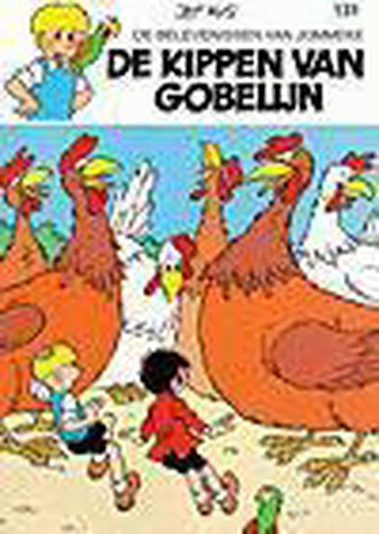 Jommeke 131 - De Kippen van Gobelijn - Jef Nys |