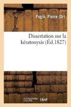 Dissertation Sur La Keratonyxis