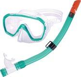 Aquatics Dolphino - Snorkelset - Junior - Groen