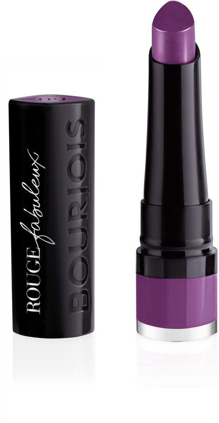 Bourjois Rouge Fabuleux Lippenstift - 09 Fée Violette