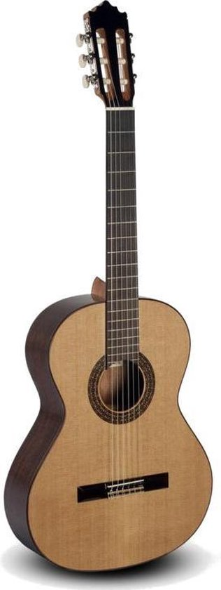 Cuenca model 20 klassieke gitaar met massief ceder bovenblad