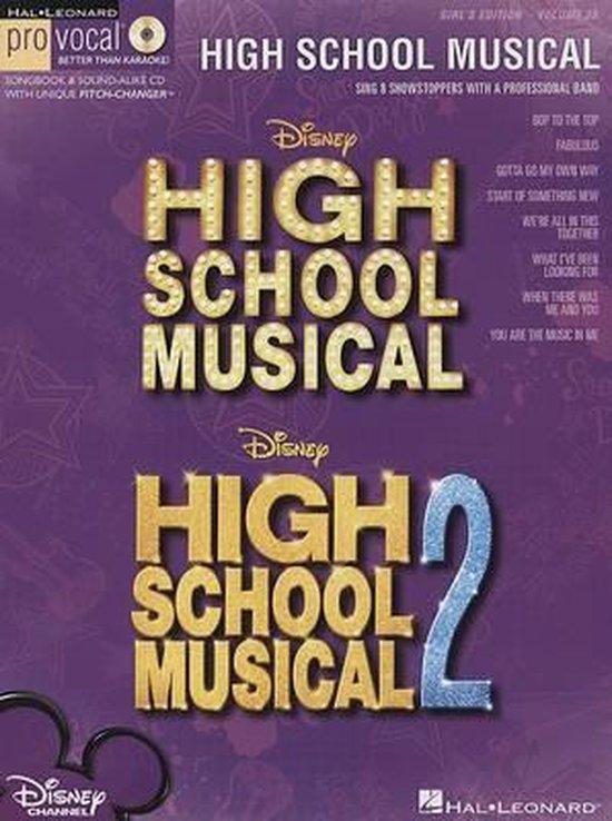 High School Musical 1 + 2