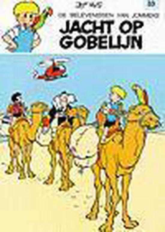 Cover van het boek 'Jommeke: 033 Jacht op Gobelijn'